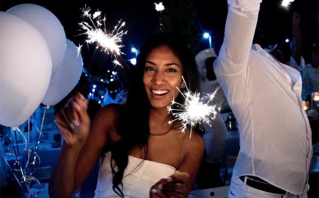 9. sparklers