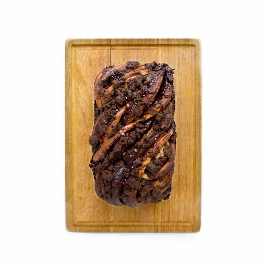 Homemade Holiday Food Gifts - Babka