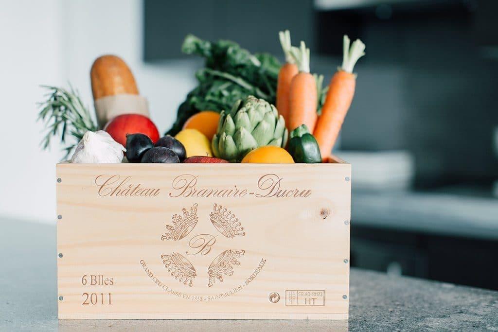 Real Food Box