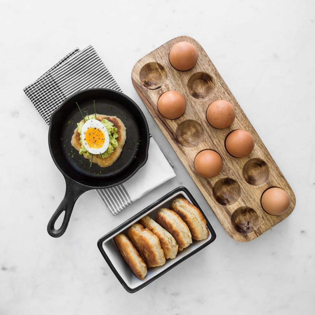 Feast Cookbook Review bannock