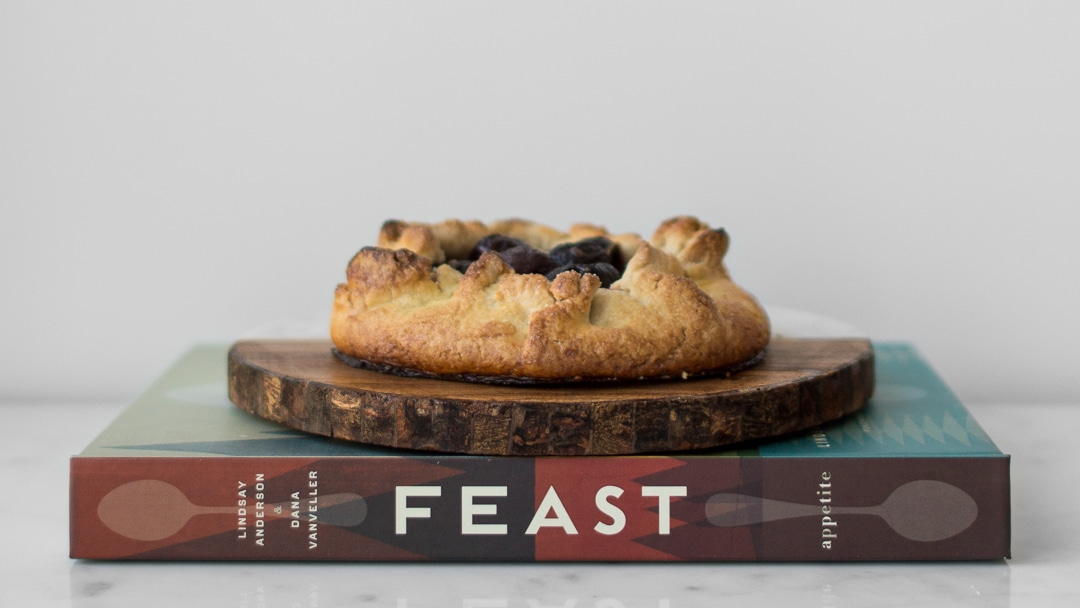 Feast Cookbook Review galette