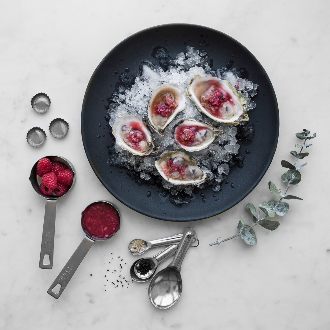 Feast Cookbook Review Raspberry Point Oysters