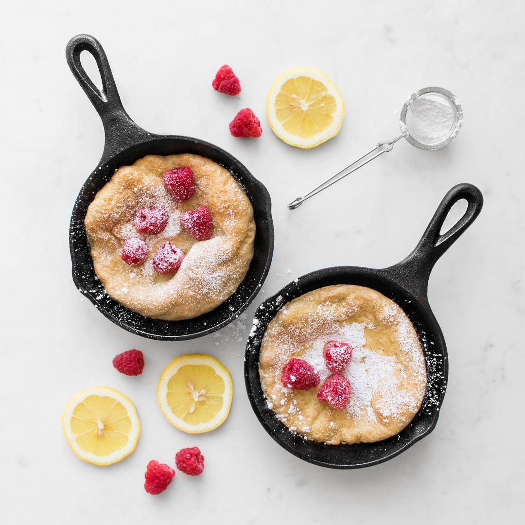 The Love and Lemons Cookbook dutch pancake