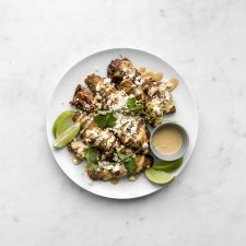 Mexican-Inspired Crispy Chicken Wings Recipe Image