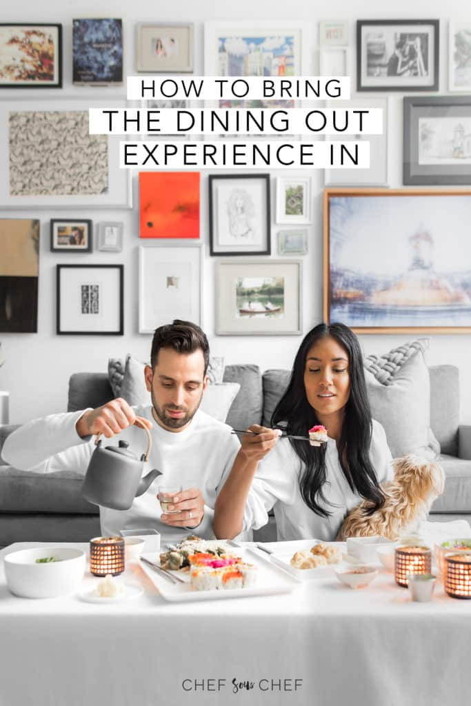 How to Bring the Dining Out Experience In