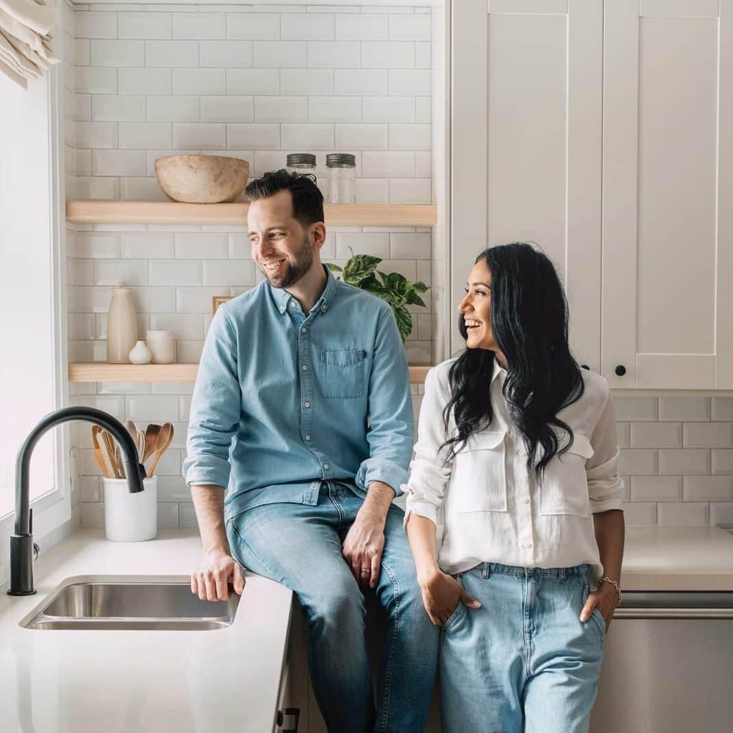 Philip Lago and Mystique Mattai of Chef Sous Chef